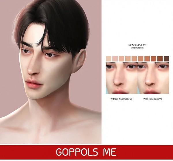 GOPPOLS Me: Nosemask V3