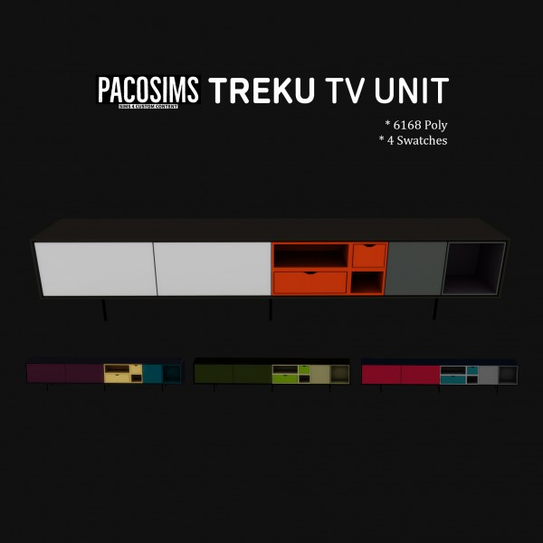 Paco Sims: TV Set