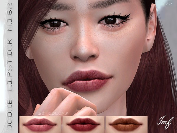 The Sims Resource: Jodie Lipstick N.162 by IzzieMcFire