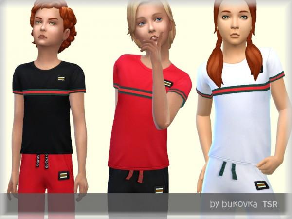 The Sims Resource: Shirt Gu by bukovka