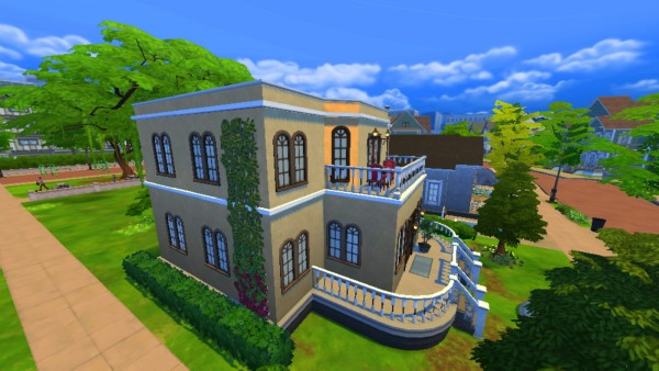 Mod The Sims: Mansin Petites by gamerjunkie777