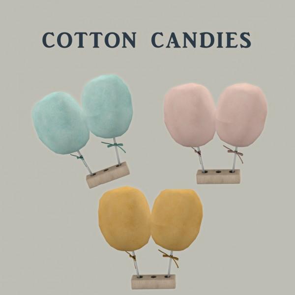 Leo 4 Sims: Cotton Candies