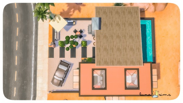 Luna Sims: Nookstone House