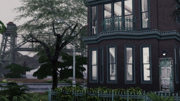 Ideassims4 art: 16 Old Town House