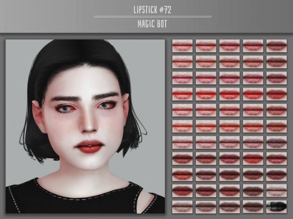 Magic Bot: Lipstick 72