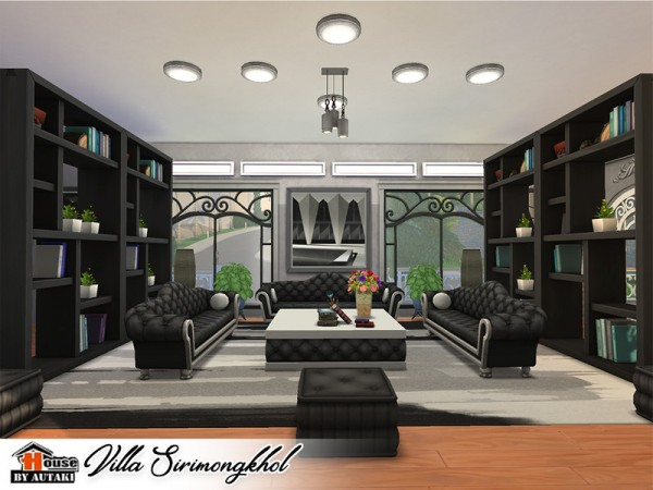 The Sims Resource: Villa Sirimongkhol by autaki