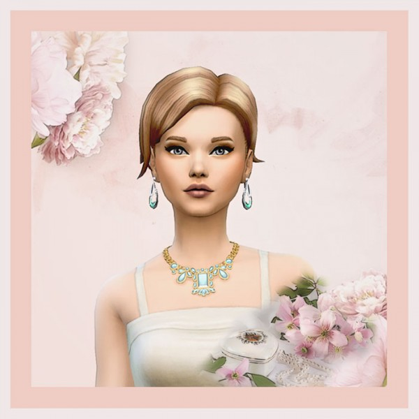 Les Sims 4 Passion: Lily of the valley