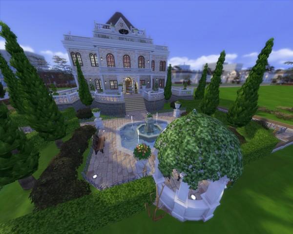 Mod The Sims: Von Haunt Estate by huso1995