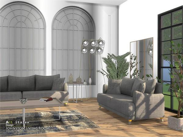 The Sims Resource: Johnston Livingroom by ArtVitalex