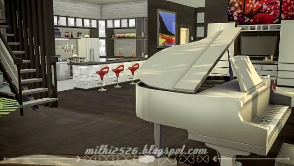 Milki2526: Lux modern House
