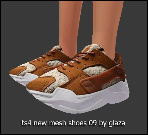 All by Glaza: Shoes 09