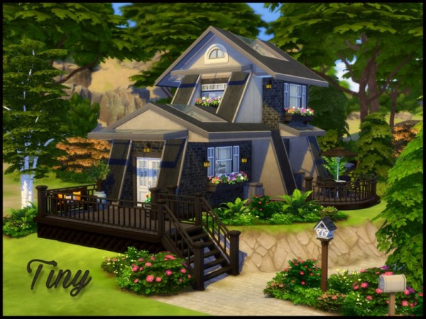The Sims Resource: Tiny House by sparky