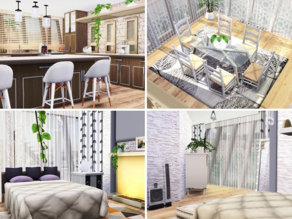 The Sims Resource: Oasis Estate 5 by MychQQQ