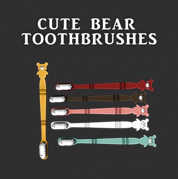 Leo 4 Sims: Cute Toothbrush