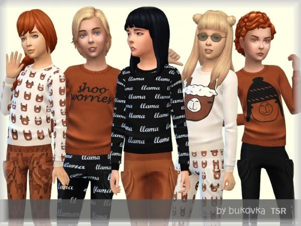 The Sims Resource: Shirt Lama by bukovka