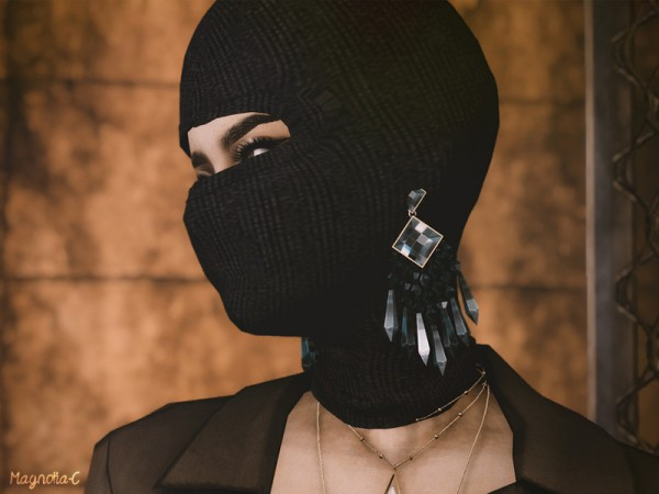 The Sims Resource Ski Mask By Magnolia C Sims 4 Downloads
