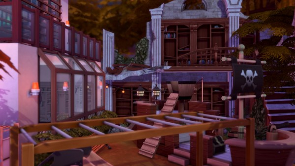 Wiz Creations: Hipster Library