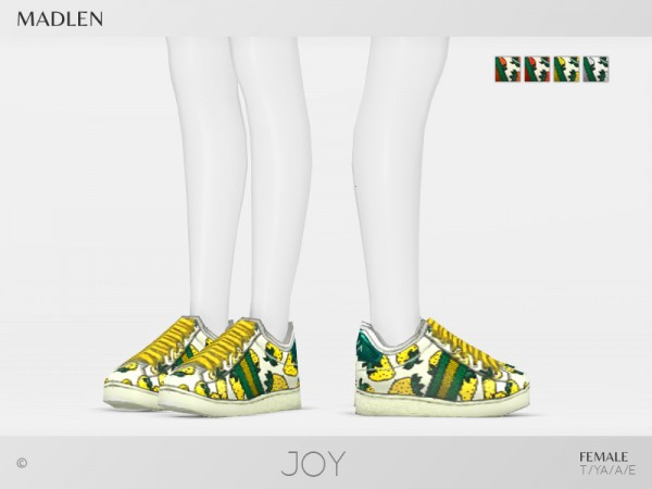 The Sims Resource: Madlen Joy Shoes by MJ95