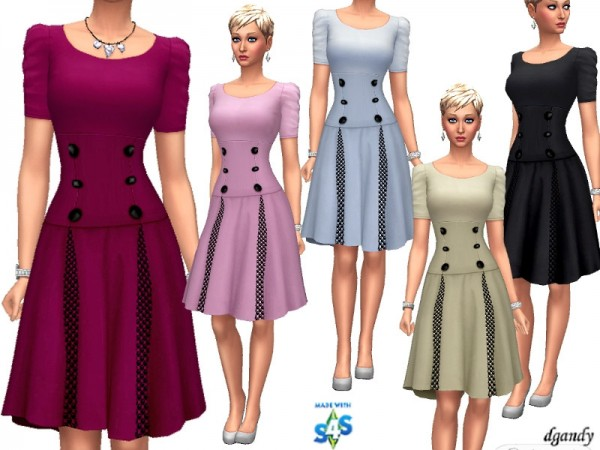 The Sims Resource: Skirt by dgandy