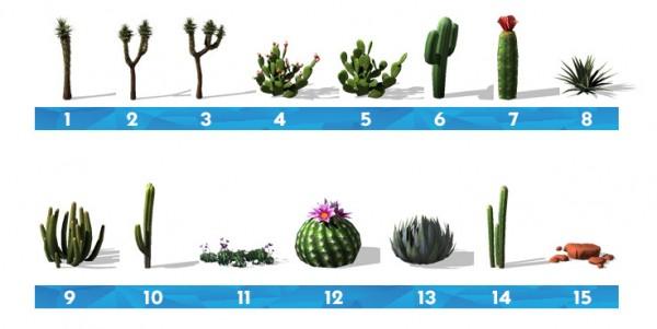 Mod The Sims: Strangerville Liberated Plants pack by jonnysousa