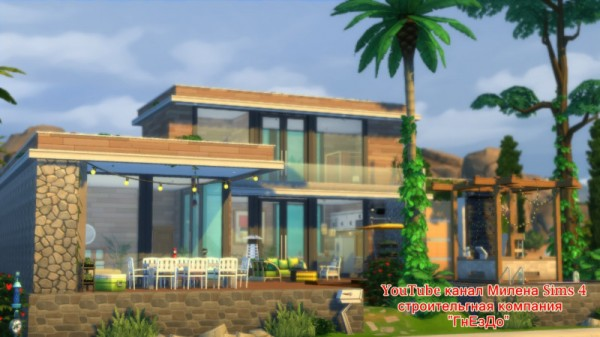 Sims 3 by Mulena: House Outflow