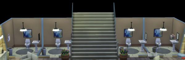 Mod The Sims: Basement Vet by heikeg