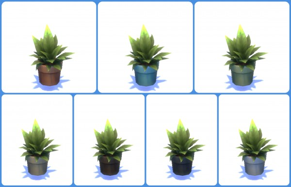 Mod The Sims: 10 Houseplants by simsi45