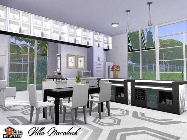The Sims Resource: Villa Naraluck by autaki