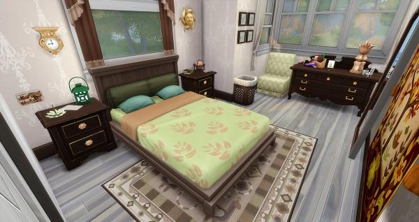 Simsontherope: Cozy nest