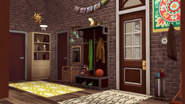 Jenba Sims: 930 Medina Studios Redo