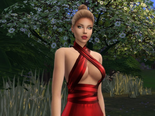 The Sims Resource: Yana Joy by divaka45