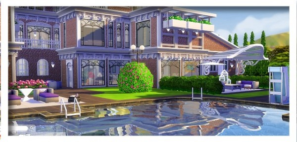 All4Sims: Luxery Home by Oldbox