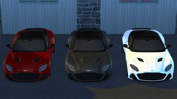 Twinklestar: 2019 Aston Martin DBS Supperleggera