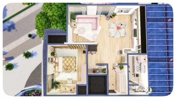 Luna Sims: Girly Apartment