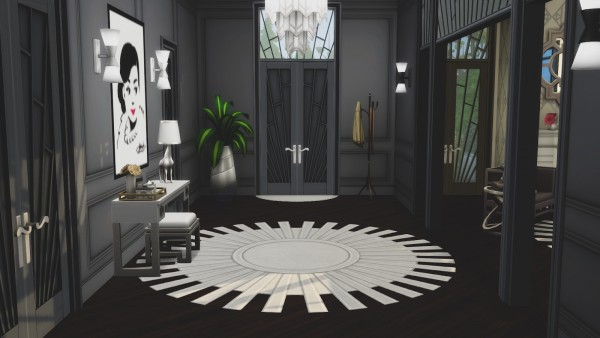 Simsational designs: Vintage Glamour Buildmode Addon Part II
