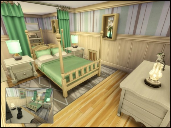 The Sims Resource: Moss Cottage by sparky