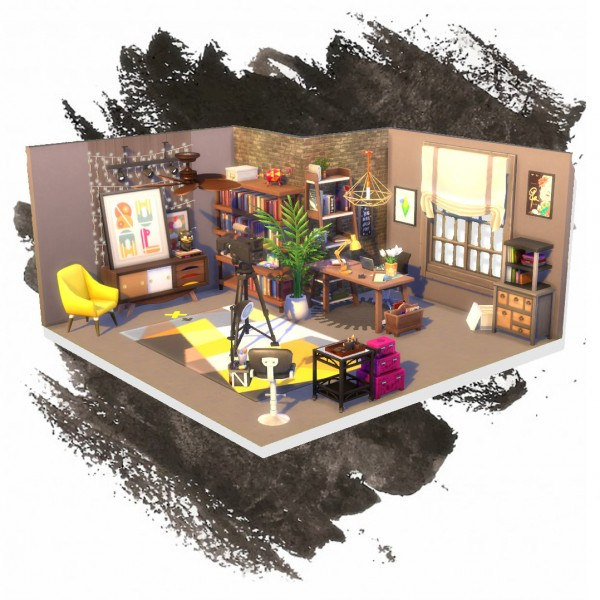 Agathea k: Artistic work space