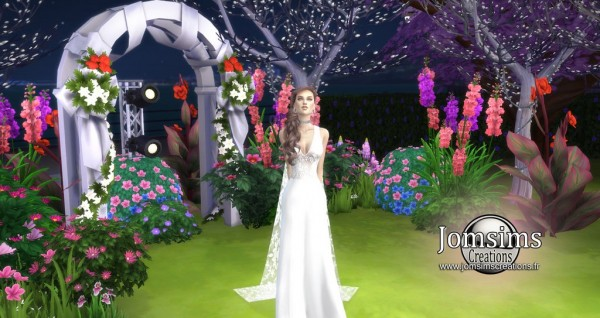 Jom Sims Creations: Slesliniana Dress