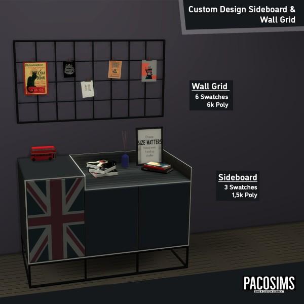 Paco Sims: Custom Design
