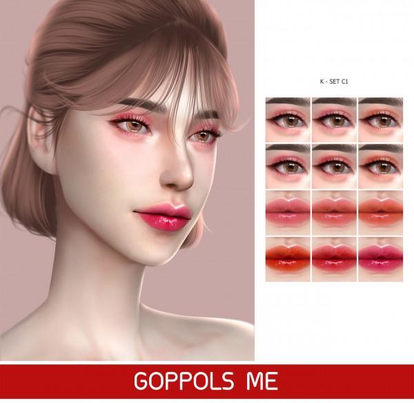 GOPPOLS Me: K SET C1