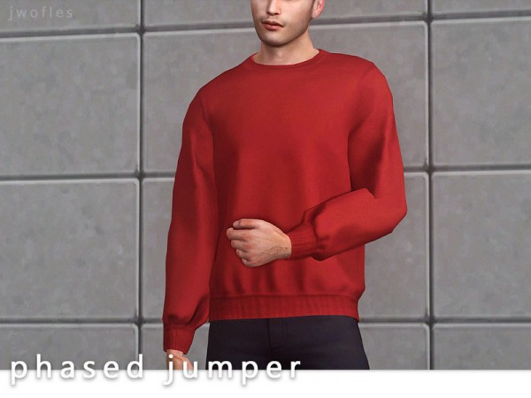 The Sims Resource: Phased jumper by jwofles sims