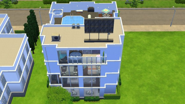 Mod The Sims: Hotel Petites by gamerjunkie777