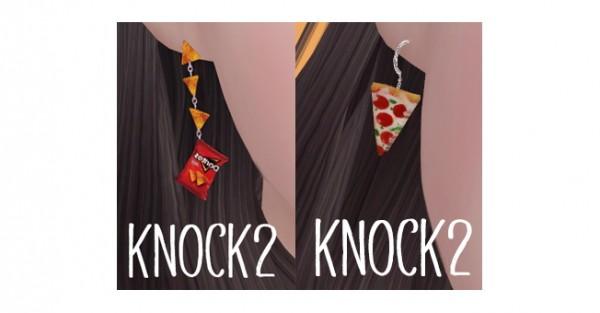Knock Konck: Earrings 12