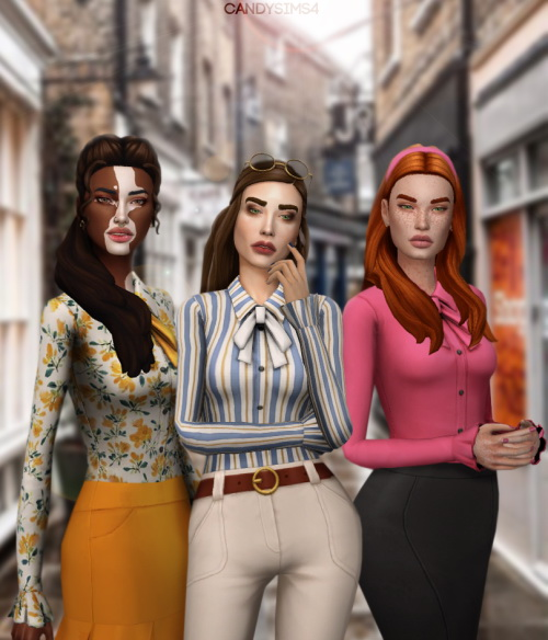 Candy Sims 4: Shirt for her