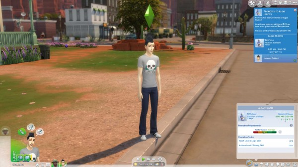 Mod The Sims: Natural Scientist Career by Dero