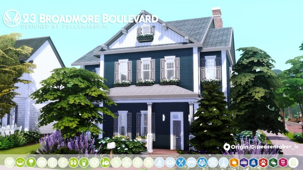 Simsational designs: Welcome to Davenporte   Willow Creek Makeover Part 02