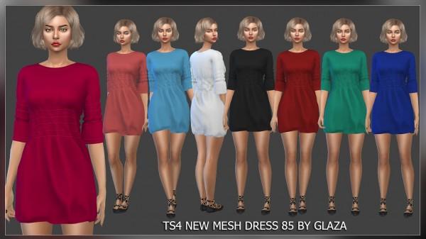 All by Glaza: Dress 85