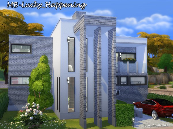 The Sims Resource: Lucky Happening House by matomibotaki