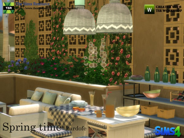 The Sims Resource: Spring time by kardofe