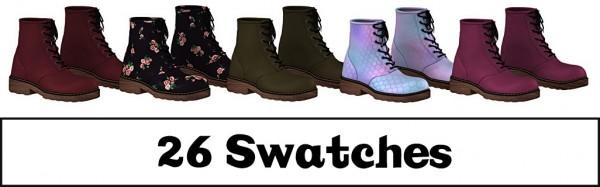 LumySims: Dusk Shoes